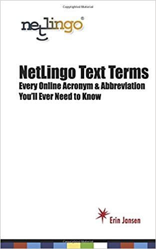 Netlingo acronyms