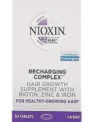Nioxin Recharging Complex Tablets, 30 Count