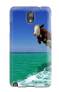 UvBSmvl2650kWqzA Case Cover, Fashionable Galaxy Note 3 Case - Fun S