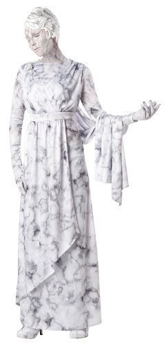 California Costumes Female Venetian Statue Set, Multi, X-Large