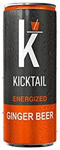 Kicktail Mixers (Ginger Beer) Energy