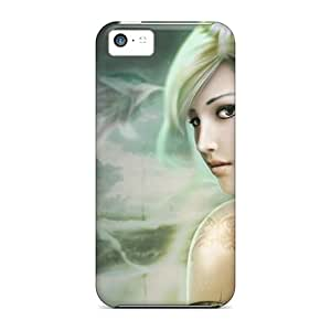 Hot Case Cover Protector For Iphone 5c- Fantasy Fairy