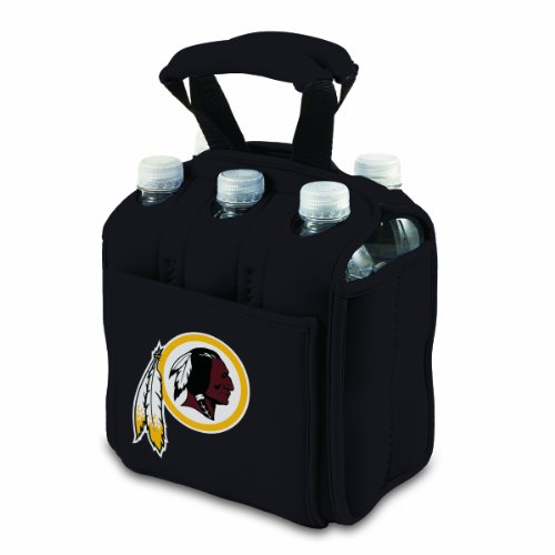 NFL Washington Redskins Six Pack Cooler Tote ()