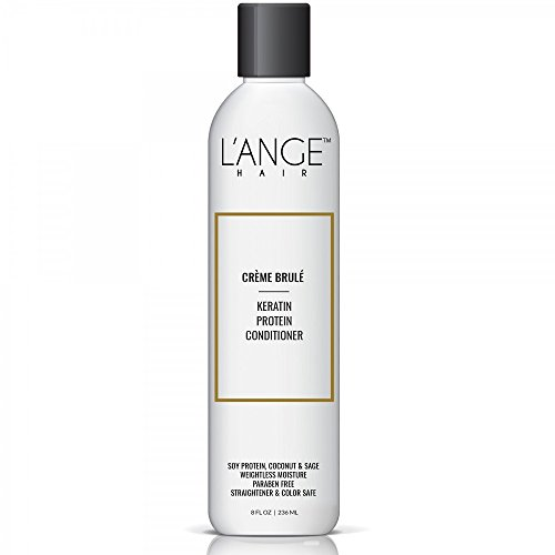 L'ange Hair Creme Brule Keratin Protein Conditioner, 8 Ounce