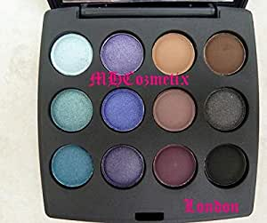 C-Scents 12 Color Go Palette London - New Handy Perfect For On The Go