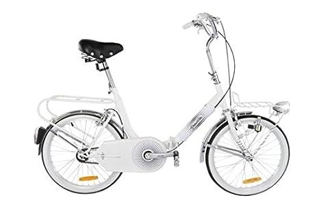 iVel MBM Style bicicleta 20 Dolcevita verde agua plegable Custom ...