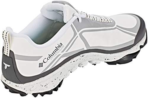 White Donna Scarpe Lux Odx Titanium Columbia Iii Conspiracy Eco awHPR0q