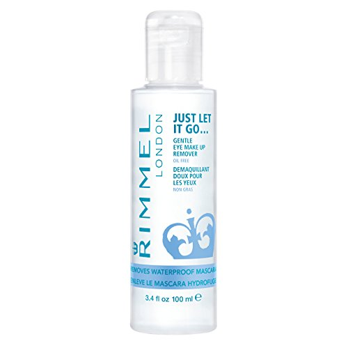 Rimmel Eye Makeup Remover, 100 ml, 3.4 Fluid Ounce