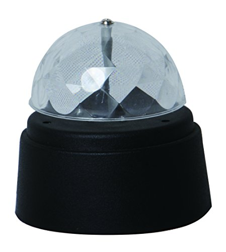 Creative Motion Battery-Operated LED Crystal Star Ball by Creative Motion