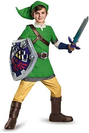 Disguise Link Deluxe Child Costume, Large (10-12)