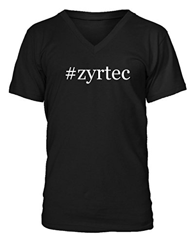 zyrtec-hashtag-adult-mens-v-neck-t-shirt-various-sizes-colors