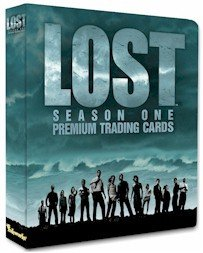 Lost Season One Trading Card Album by Lost