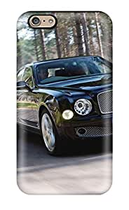Slim Fit Tpu Protector Shock Absorbent Bumper Bentley Mulsanne Black Case For Iphone 6 by icecream design
