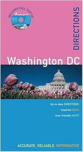 Book Rough Guide Directions Washington DC