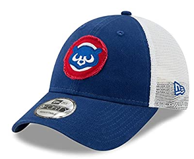 New Era Chicago Cubs 1984 Team Truckered 9FORTY Adjustable Hat/Cap