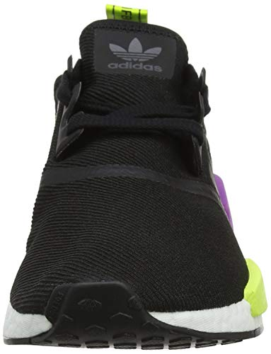 NMD Bianco Core Eu r1 Herren Core Black Schwarz Purple Black Derbys Shock adidas BTq5n