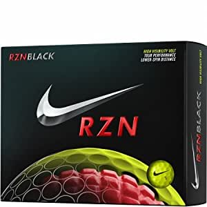 Nike Golf GL0655-701 RZN Black Volt Ball