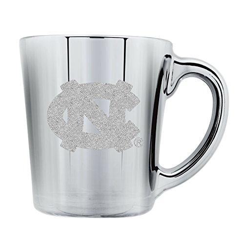 Laser Engraved Team Logo Duck House NFL Fan Shop NFL Ceramic Coffee Mug with Metallic Finish Pro-Grade Ceramic BPA-Free Dishwasher-Safe 16oz