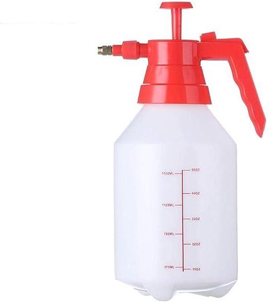 XWYGC Bomba de presión a presión pulverizador 1.5L Regadera de ...