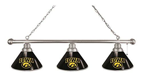 Iowa 3 Shade Billiard Light (Hockey Pool Table Light)