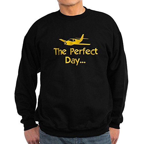 CafePress airplane flying Sweatshirt Classic