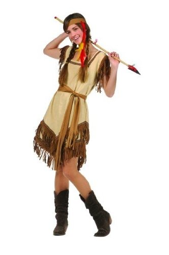 Indian Princess Teen Costume Standard Ages 16-18 (Teen Costumes)