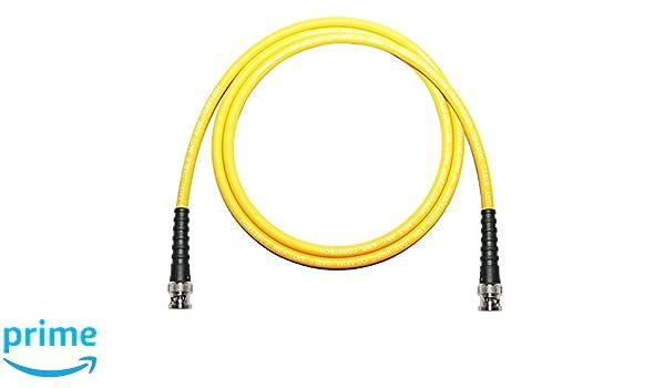 Cable coaxial Van Damme de 75 Ohm BNC a BNC, RG59, vídeo, CCTV ...