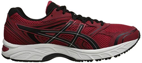 ASICS Black 8 Equation Pepper Shoe Running Chili Silver Gel Men Or86qSwO