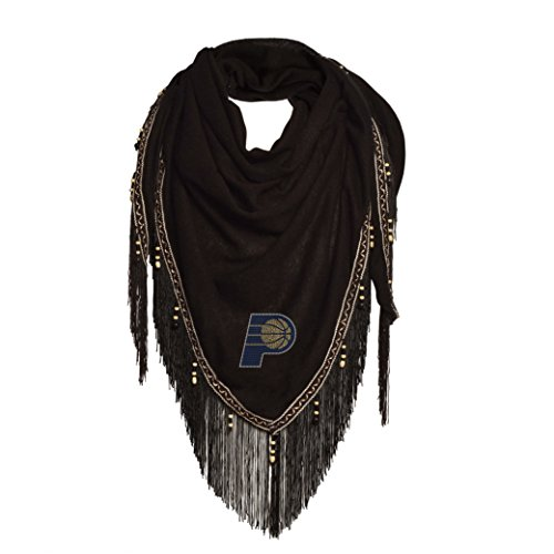 Littlearth NBA Indiana Pacers Beaded Scarf by Littlearth