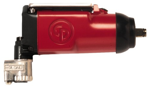 Chicago Pneumatic CP7722 3 8-In. Heavy Duty Air Impact Wrench – Air Wrench with 360 Air Inlet Swivel. Power Tools