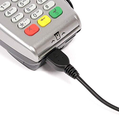 BeMatik - Power cable VX680 Verifone Vx670 POS CBL CBL-268