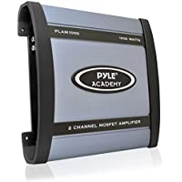 Pyle PLAM1000 1,000-Watt 2-Channel Bridgeable Amplifier