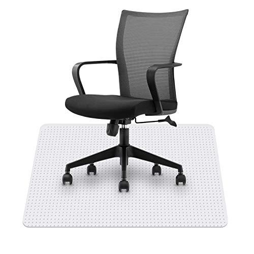 HST 사무실 의자 매트 바닥 카펫 책상과 의자 매트에 대한 더미 낮은 카펫 바닥을 보호 36×48 에 대한 컴퓨터 데스크