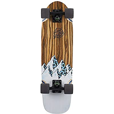 """Landyachtz Dinghy Summit Cruiser Complete Skateboard - 8"""" x 28.5"""""""
