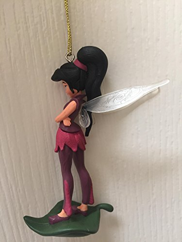 Disney Fairies Vidia 4'' PVC Figure Holiday Christmas Tree Ornament Figurine Doll Toy by Holiday Ornament (Image #3)