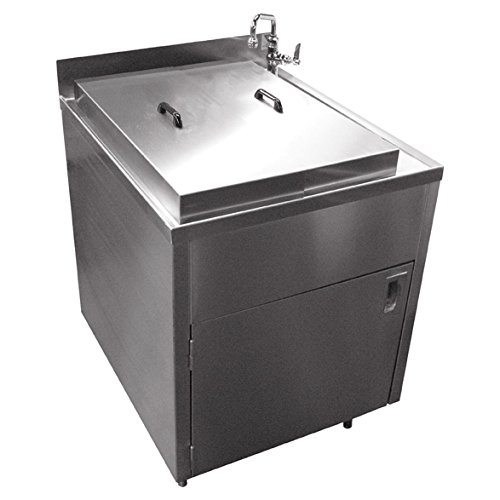 Standard Rethermalizer, Pouch Basket Rack Type, Sliding Lid, Casters, 26 (L) X 34 (W) X 30 (H) Over All