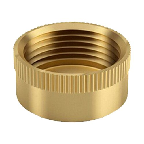 Garden Hose Brass Fittings-Hose cap Brass Hose Cap