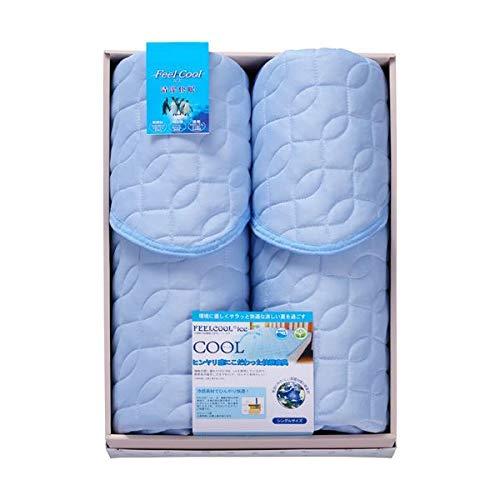 ROSANNA FEEL COOL 冷感 敷きパット2P(フィールクール) L2077040 B4157590 生活用品 インテリア 雑貨 寝具 ひんやりシート マット 布団 14067381 [並行輸入品] B07K34PL1B