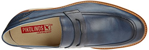 Pikolinos Men's Salou M9j Mocassins Blue (Nautic) 4I8eR6I0X