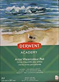 Derwent Academy Watercolour Pad A4 Portrait 12 Sheets