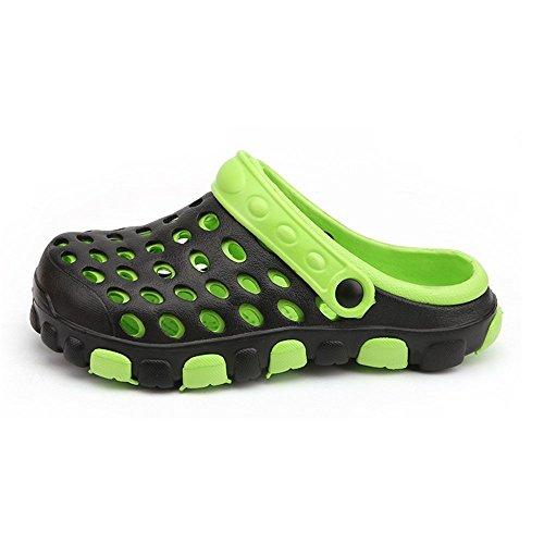 caviglie Color da con tacco 2018 da su sandali da spiaggia Ciabatte e 40 piatto Dimensione shoes Purple da impermeabili EU Ciabatte uomo Sandali Uomo Verde donna Xujw piatte e OxqwTgAt6