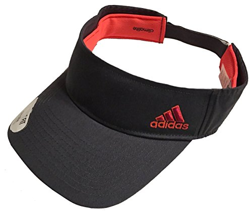 c2188ae0cbfbb adidas Women s Squad Visor Deepest Space Bold Pink Flash Red Poison Ivy  Print Hat - Buy Online in Oman.