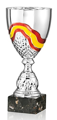 Trofeo copa ESPAÑA trofeos personalizados copas grabadas ...