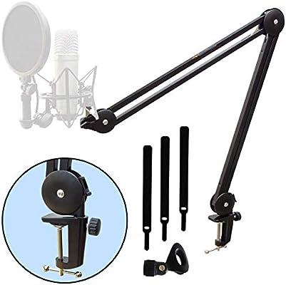 keepdrum MS138 - Pie de micrófono profesional: Amazon.es ...