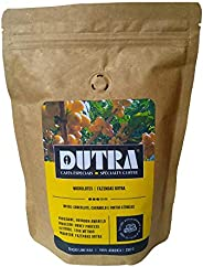 Café Dutra Microlote, Torrado em Grãos 250g