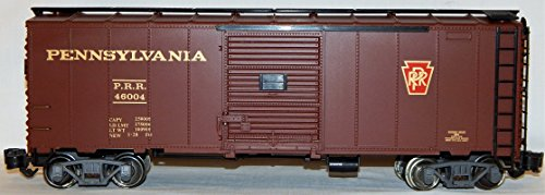 Used, Early Aristocraft Pennsylvania RR Steel Boxcar w/Gold for sale  Delivered anywhere in USA