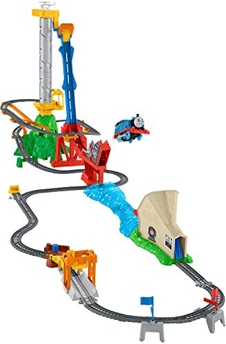 Fisher-Price Thomas & Friends TrackMaster Thomas' Sky-High Bridge - Thomas Mall