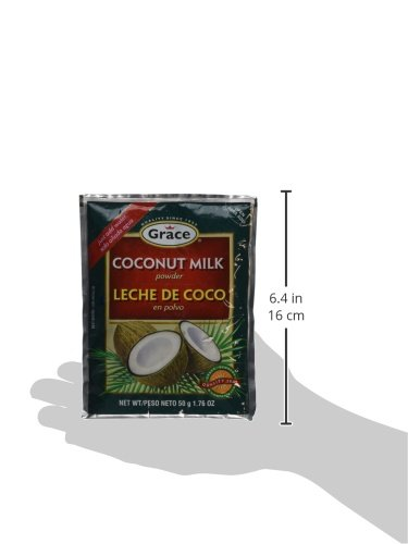 Amazon.com : GRACE CARIBBEAN COCONUT MILK PWDR, 1.76 OZ : Rice Milk Powder : Grocery & Gourmet Food