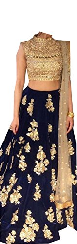 - Snreks Collection Neavy Blue Color Heavy New Designer Indian wear Lehenga Choli