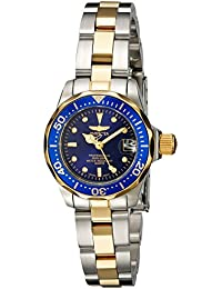 Invicta Women's 8942 Pro Diver GQ Two-Tone Stainless Steel Watch